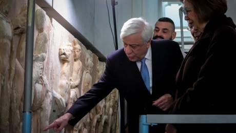 Παυλόπουλος: Η επιστροφή των Γλυπτών του Παρθενώνα βρίσκει ολοένα και περισσότερα ερείσματα διεθνώς
