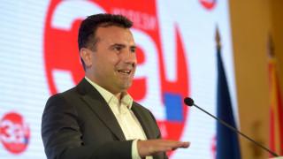 Ζάεφ: Η «μακεδονική γλώσσα» θα διδάσκεται στην Ελλάδα