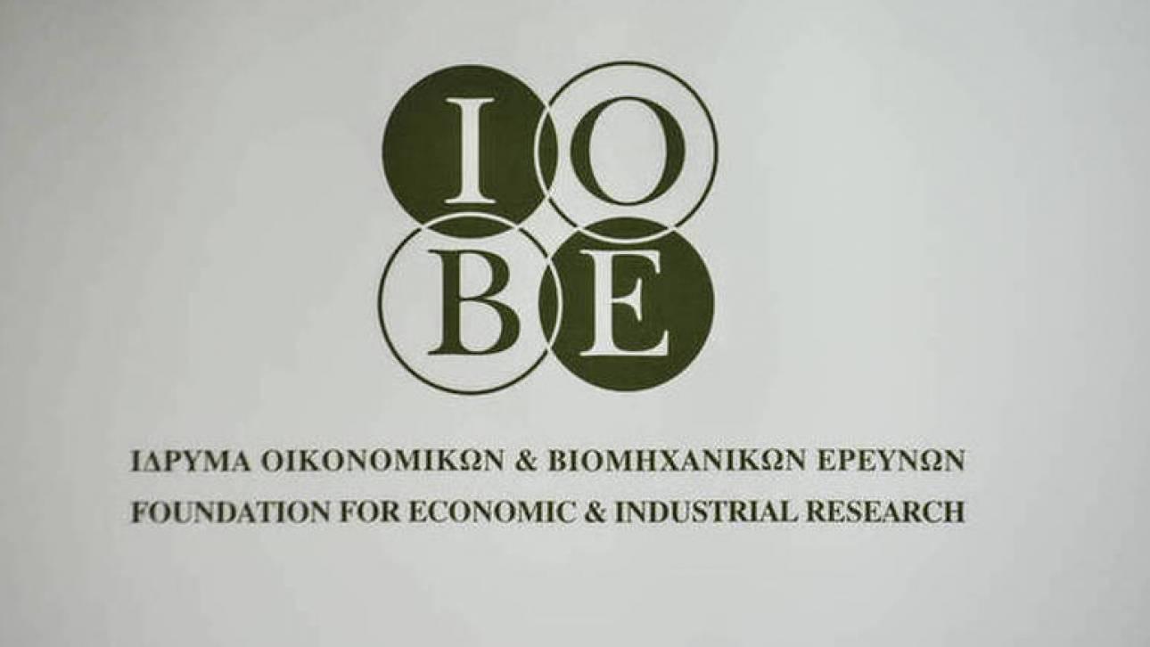 ΙΟΒΕ: Ανέκαμψε το οικονομικό κλίμα το Νοέμβριο