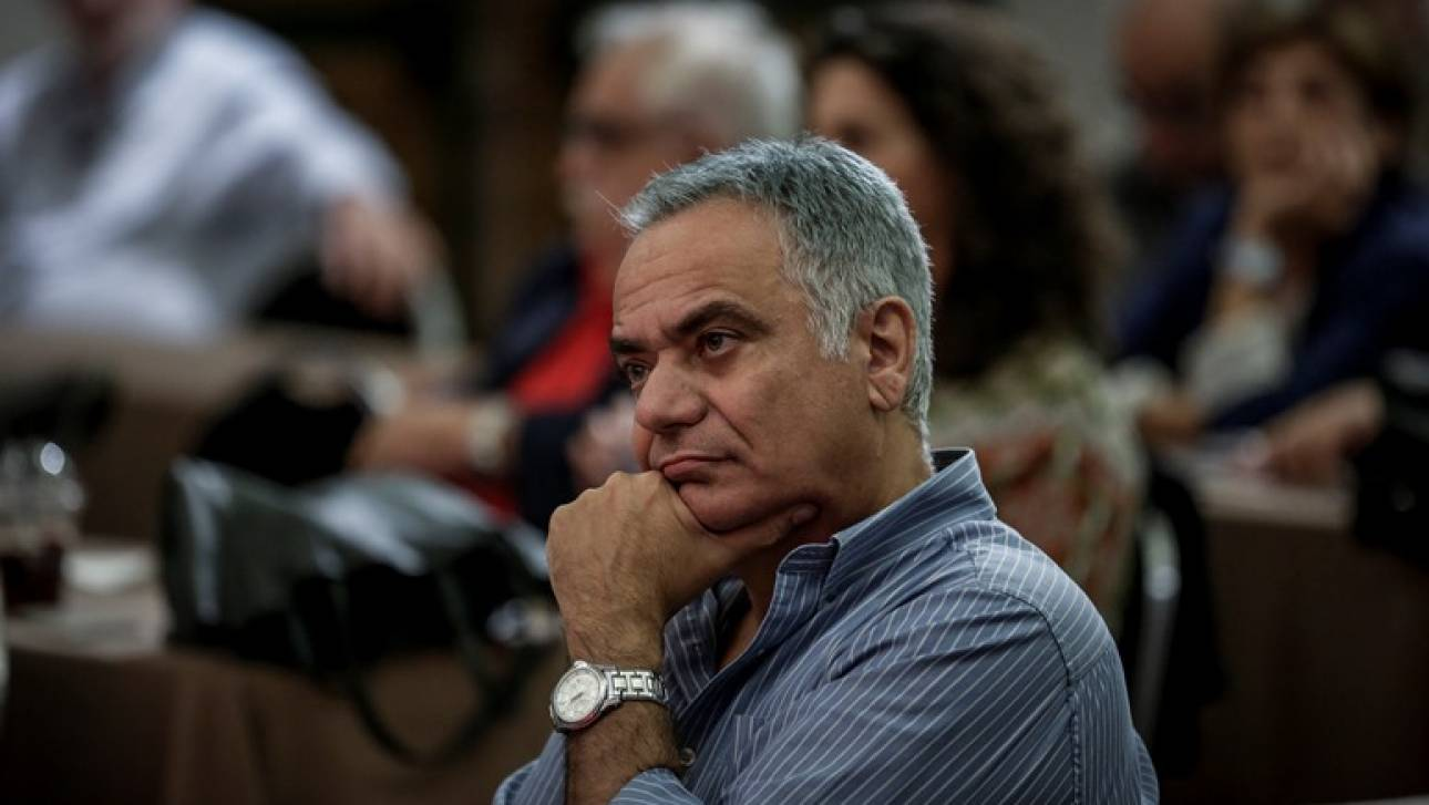 «Έδειξε» τον υποψήφιο δήμαρχο για την Αθήνα ο Σκουρλέτης