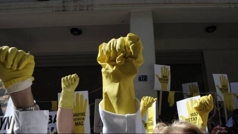Πετρόπουλος: Η καθαρίστρια θα έχει πλήρη ασφαλιστική κάλυψη για τα χρόνια που δούλεψε