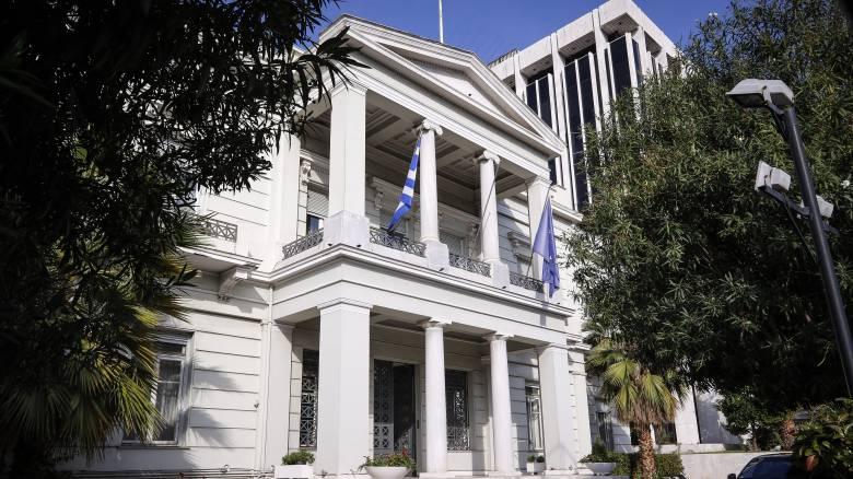 «Μήνυμα» του ΥΠΕΞ στα Σκόπια μετά από τις δηλώσεις Ζάεφ