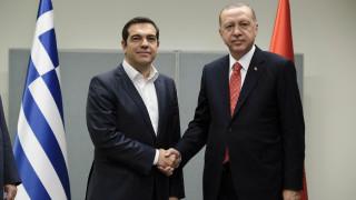 Στα «σκαριά» συνάντηση Τσίπρα-Ερντογάν