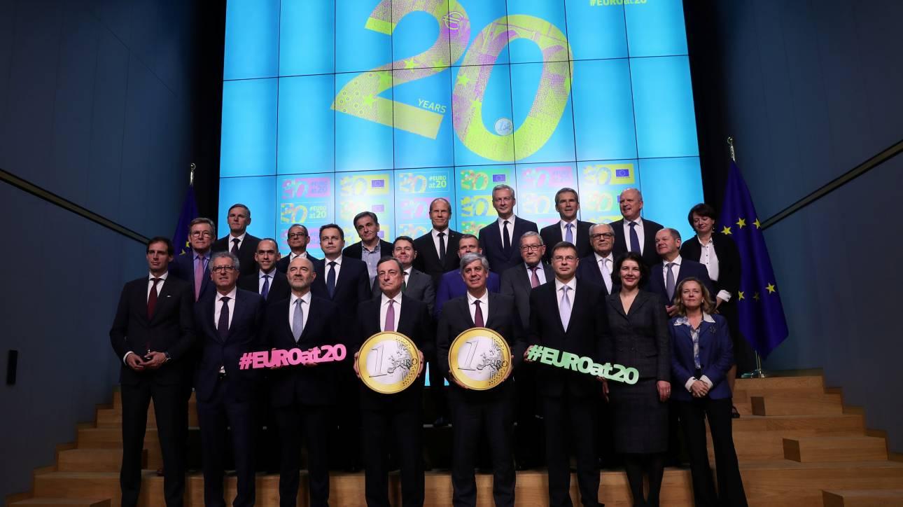 Eurogroup: 18 ώρες διαπραγματεύσεων για την αλλαγή της αρχιτεκτονικής της ευρωζώνης