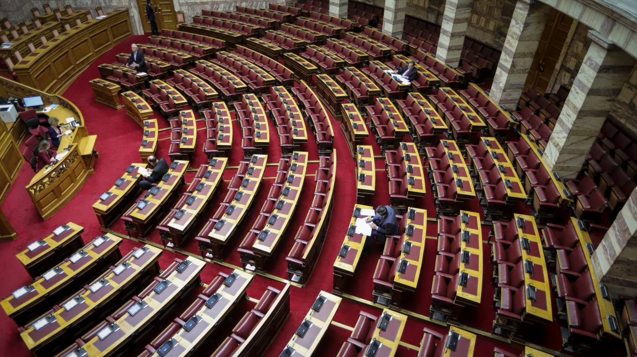 Κατατέθηκε στη Βουλή το νομοσχέδιο για τη μη περικοπή συντάξεων