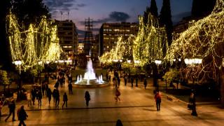 Χριστούγεννα 2018: Η Αθήνα βάζει τα... καλά της!