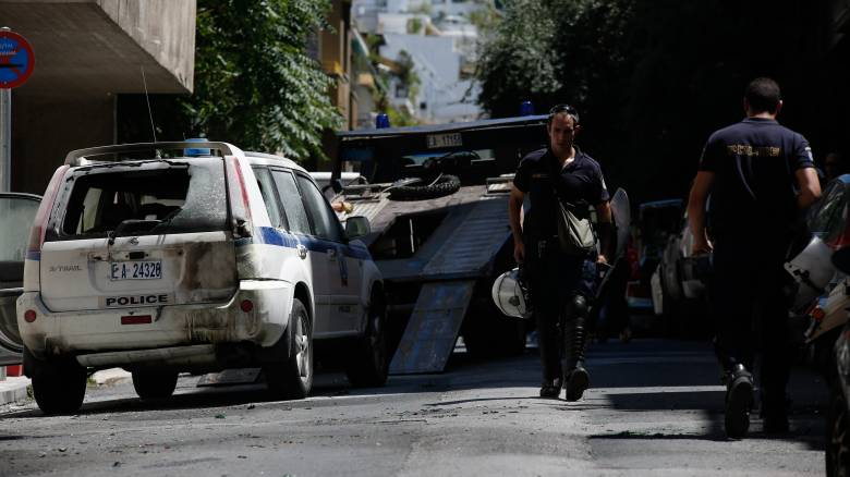 Καταδικάζουν τα κόμματα τη νέα επίθεση στο σπίτι του Αλ. Φλαμπουράρη