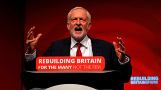 Brexit: «Άλμα στο κενό» η συμφωνία δηλώνει ο Κόρμπιν