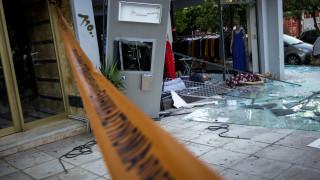 Έκρηξη σε ΑΤΜ σε σούπερ μάρκετ στο Κερατσίνι