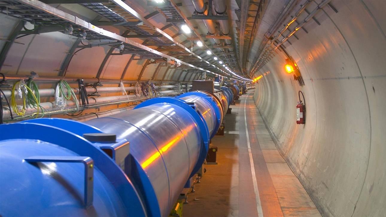 Εκτός λειτουργίας ο μεγάλος επιταχυντής του CERN