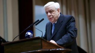 Ο Παυλόπουλος επίτιμος πρόεδρος της Εταιρείας Ελλήνων Φιλολόγων