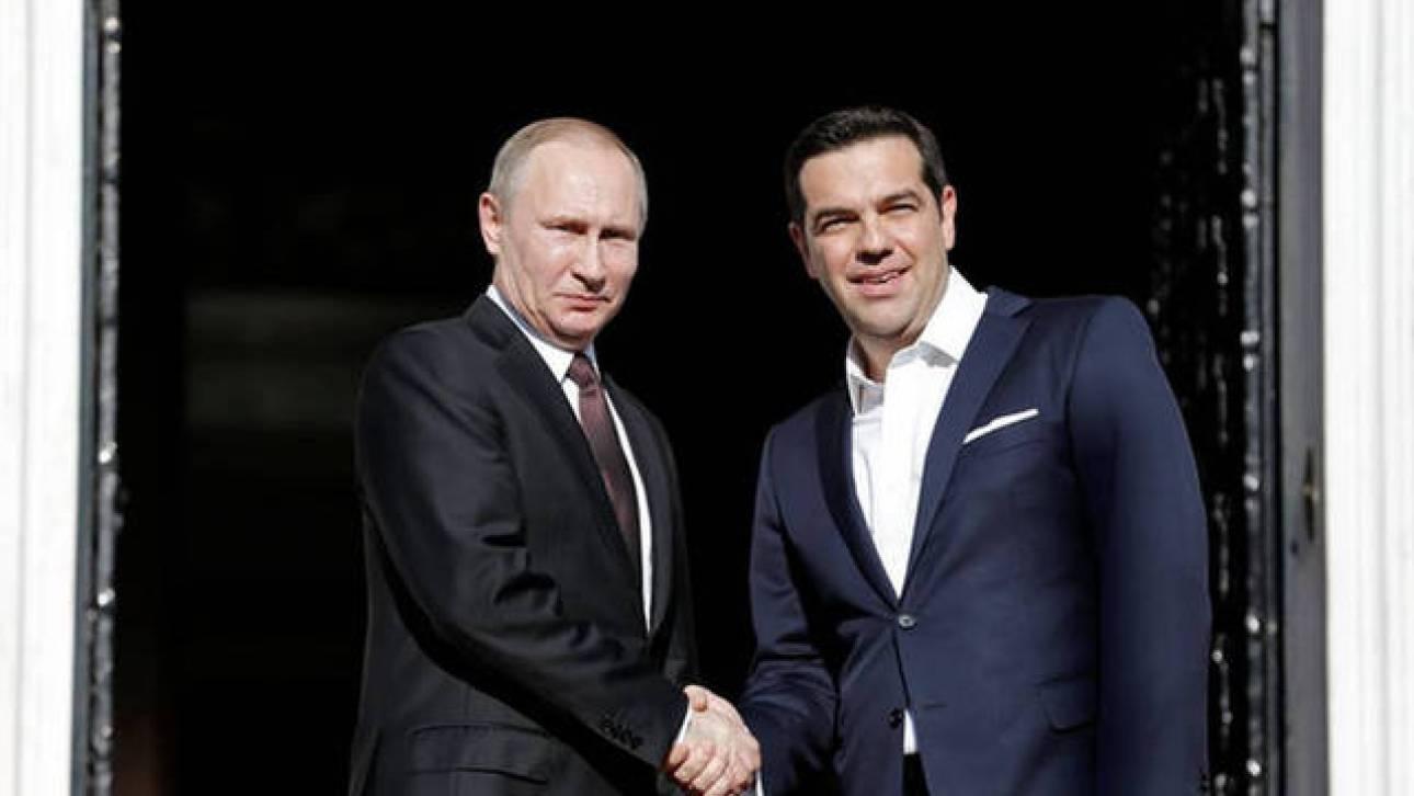 Επίσκεψη Τσίπρα στη Μόσχα: Οι ευκαιρίες και οι προκλήσεις στο οικονομικό πεδίο
