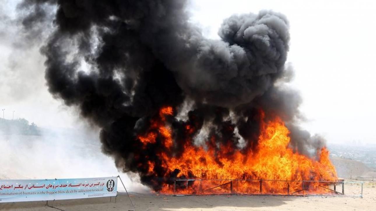 Επίθεση αυτοκτονίας στον Ιράν με νεκρούς και τραυματίες