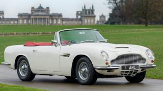 Η Aston Martin θέλει να κάνει τα κλασικά της μοντέλα ηλεκτρικά με μια ειδική «κασέτα»