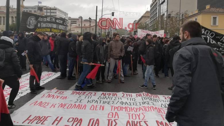Αλέξης Γρηγορόπουλος: Σε εξέλιξη η πορεία μαθητών και φοιτητών