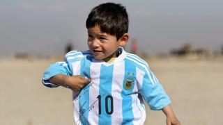 «Οι Ταλιμπάν τον ήθελαν από τότε που έγινε διάσημος»: Ο μικρός «Μέσι» από το όνειρο… στον εφιάλτη