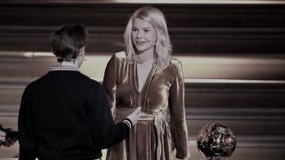 Χρυσή Μπάλα 2018: Η Άντα Χέγκερμπεργκ είπε «όχι» στον σεξισμό - Και δεν ήταν η μόνη