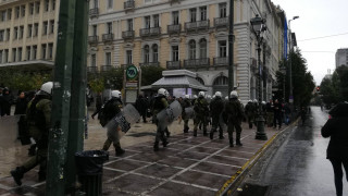 Αλέξης Γρηγορόπουλος: Επεισόδια σε Αθήνα και Θεσσαλονίκη