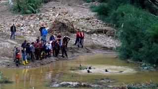 Τέσσερις νεκροί από την κακοκαιρία στην κατεχόμενη Κύπρο