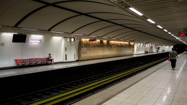 Αλέξης Γρηγορόπουλος: Ανοίγουν οι σταθμοί του μετρό
