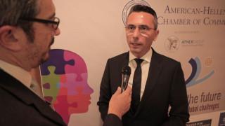 Χ. Χαρπαντίδης: Η Παπαστράτος βρίσκεται στην αρχή μιας μεγάλης πορείας