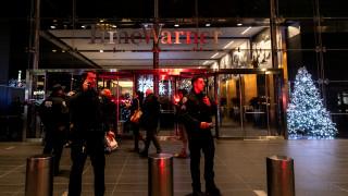 Εκκενώθηκαν τα γραφεία του CNN στη Νέα Υόρκη μετά από τηλεφώνημα για βόμβες