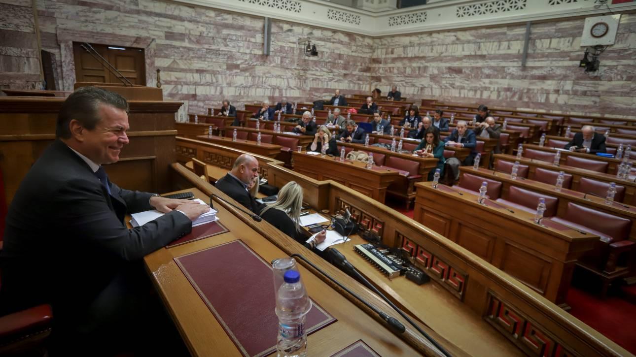 Ομόφωνα ψηφίστηκε η μη περικοπή των συντάξεων
