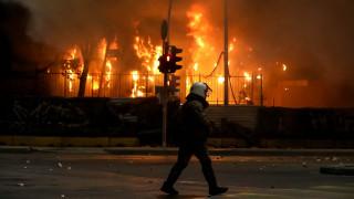 Επέτειος Γρηγορόπουλου: Στον εισαγγελέα 11 συλληφθέντες για τα επεισόδια της Θεσσαλονίκης