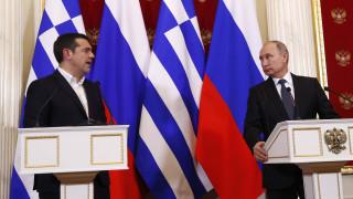 Πούτιν: Δεν θα μπορούσε κανείς να πιστέψει ότι παίζαμε σκοτεινό παιχνίδι σε βάρος της Ελλάδας