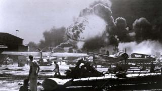 «Ημέρα ντροπής»: Σαν σήμερα η επίθεση της Ιαπωνίας στο Περλ Χάρμπορ
