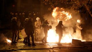Επέτειος Γρηγορόπουλου: Ποινική δίωξη στους συλληφθέντες για τα επεισόδια στα Εξάρχεια