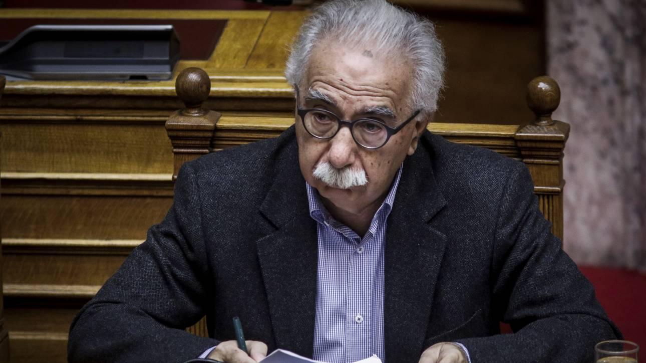 Γαβρόγλου: Η όποια συμφωνία Εκκλησίας - Πολιτείας θα κυρωθεί από τη Βουλή