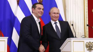 «Αποκατάσταση των σχέσεων»: Ικανοποίηση στην Αθήνα για την επίσκεψη Τσίπρα στη Μόσχα