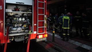 Κατεσβέσθη η πυρκαγιά σε διαμέρισμα στα Άνω Πατήσια