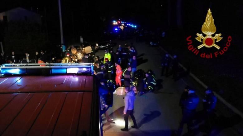 Συγκλονιστικές λεπτομέρειες για την τραγωδία σε κλαμπ στην Ιταλία: Δεν άφηναν τον κόσμο να βγει