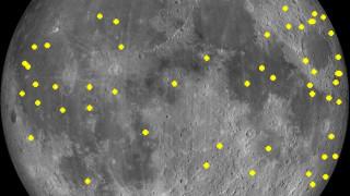 Το τηλεσκόπιο του Αστεροσκοπείου στο Κρυονέρι έχει «δει» 55 λάμψεις στο φεγγάρι!