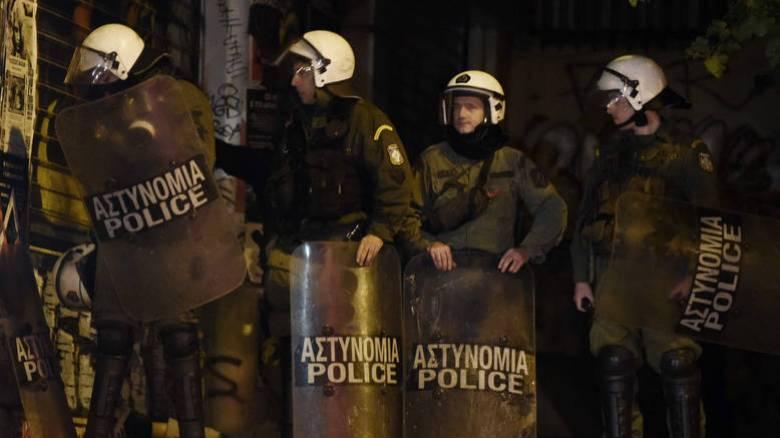 Σύλληψη δύο Ιταλών στα Εξάρχεια: Σχεδίαζαν να επιτεθούν σε διμοιρία των ΜΑΤ