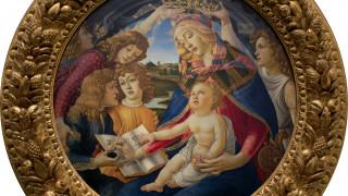 Ο Ιησούς κρατά… ανθρώπινη καρδιά σε πίνακα του Μποτιτσέλι