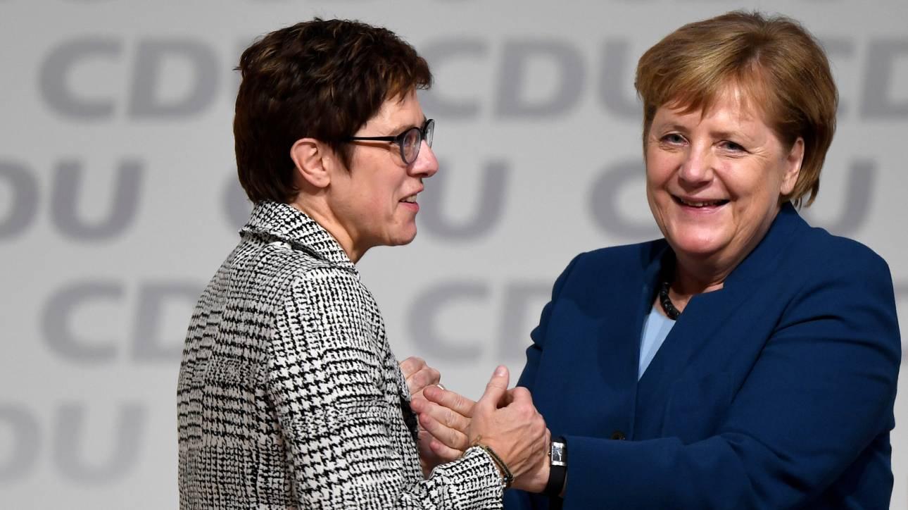 Die Welt: Συνεχίζεται η γραμμή Μέρκελ