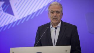 Αβραμόπουλος: Δεν μπορούμε να επιτρέψουμε την επιστροφή σε μια Ευρώπη γεμάτη σύνορα