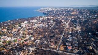 Οικονομική ενίσχυση 6.000 ευρώ σε τραυματίες από τις φωτιές της Αττικής
