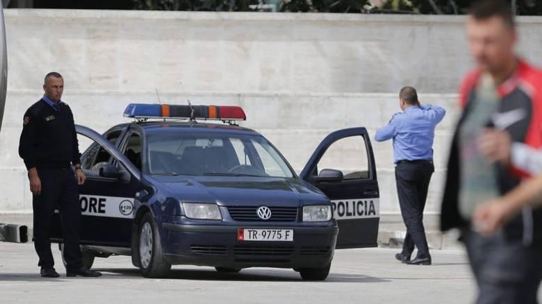 Αστυνομικός φρουρός Έλληνα βουλευτή συνελήφθη στους Αγίους Σαράντα