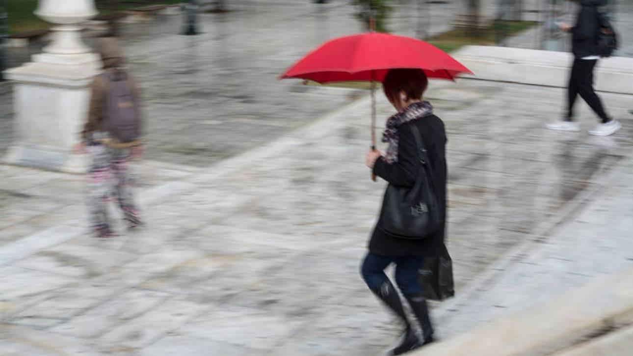 Καιρός: Πού αναμένονται βροχές την Κυριακή