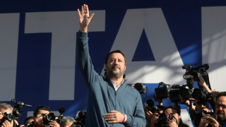 Σαλβίνι: Δεν θα ρίξω την κυβέρνηση εξαιτίας των γκάλοπ