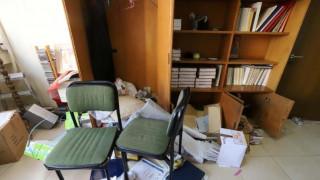 «Κόντρα» αστυνομίας - ΑΠΘ αναφορικά με τις καταστροφές στη Θεολογική Σχολή