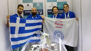 Ολυμπιάδα Ρομποτικής: Τεράστια επιτυχία των ελληνικών ομάδων - Νίκησαν μεγαθήρια του διαγωνισμού