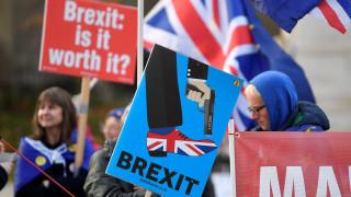 Διαψεύδει τις διαρροές περί ακύρωσης της ψηφοφορίας για το Brexit υφυπουργός της κυβέρνησης Μέι