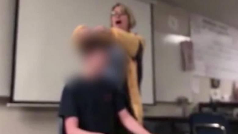 «Νόμος 4000» σε γυμνάσιο των ΗΠΑ: Καθηγήτρια κούρεψε μαθητή της κι απολύθηκε