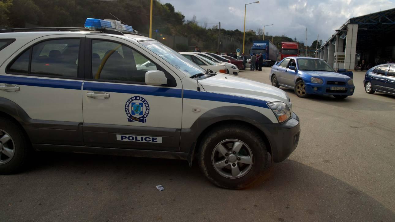 Ελεύθερος ο αστυνομικός φρουρός Έλληνα βουλευτή που συνελήφθη στους Αγίους Σαράντα