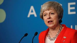 Προειδοποίηση Μέι για Brexit: Άκρως πραγματικός o κίνδυνος παραμονής της Βρετανίας στην ΕΕ